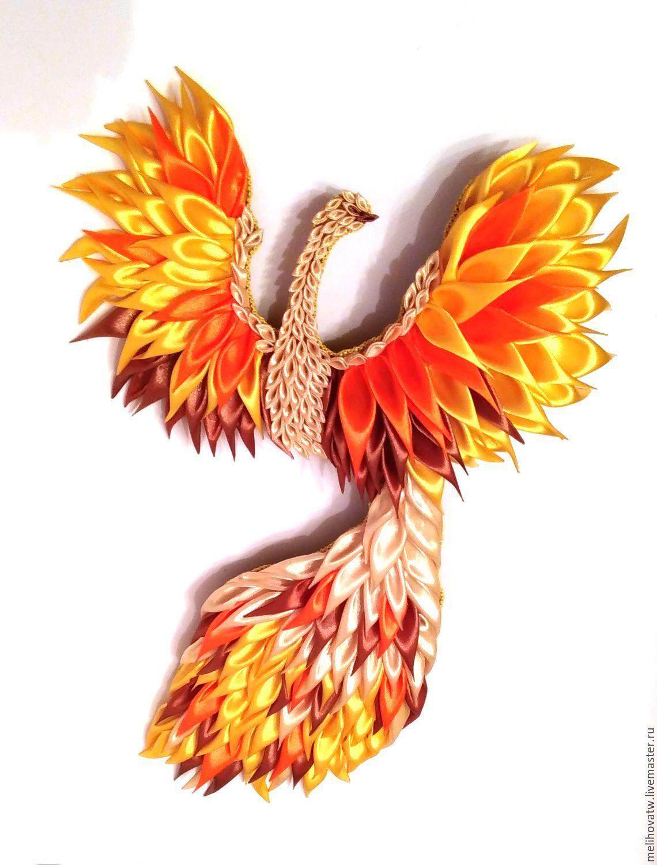 Поделки - птицы своими руками из разных материалов. Мастер 31