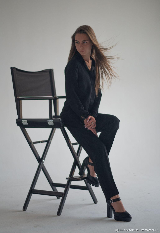 """Фотосессия в студии """"Модельные тесты"""", Фото, Москва,  Фото №1"""