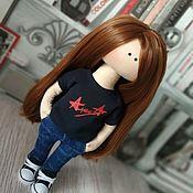 Куклы и игрушки handmade. Livemaster - original item Gift to a woman doll fan group Alice. Handmade.