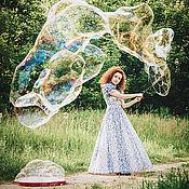 """Одежда ручной работы. Ярмарка Мастеров - ручная работа Платье """" Немного волшебства"""". Handmade."""