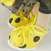 Куклы и игрушки ручной работы. Ярмарка Мастеров - ручная работа Кукла текстильная интерьерная Лиза. Handmade.