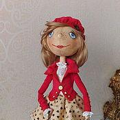 Куклы и игрушки ручной работы. Ярмарка Мастеров - ручная работа Идем гулять. Handmade.
