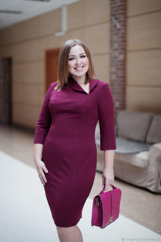 Dress MARSALA, Dresses, Moscow,  Фото №1
