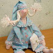 """Куклы и игрушки ручной работы. Ярмарка Мастеров - ручная работа Сплюшка """"Нежные сны"""". Тильда. Handmade."""