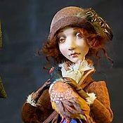 Dolls handmade. Livemaster - original item Every hunter wants to know...author`s doll. Handmade.