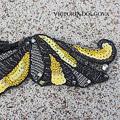 """Украшения ручной работы. Ярмарка Мастеров - ручная работа Браслет """"Солнечная бабочка"""". Handmade."""