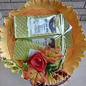 Букет из чая Осенний