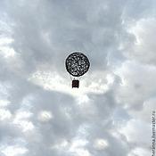 """Для дома и интерьера ручной работы. Ярмарка Мастеров - ручная работа Воздушный шар """"Попутный ветер"""". Handmade."""