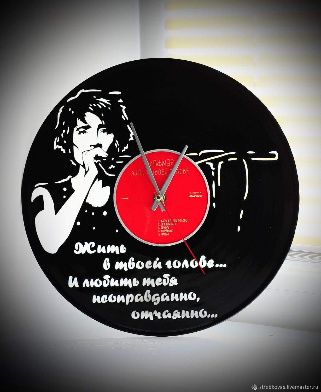 Gift music lover. Watch ' Zemfira', Watch, Krasnoyarsk,  Фото №1
