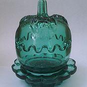 Винтаж handmade. Livemaster - original item 1970s. The limonite. colored glass. Gus ` -Khrustal`nyy.. Handmade.