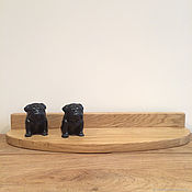 Для дома и интерьера handmade. Livemaster - original item Hinged wooden book shelves made of solid oak/pine.. Handmade.