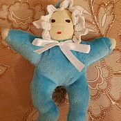 Вальдорфские куклы и звери ручной работы. Ярмарка Мастеров - ручная работа Кукла-пупсик. Handmade.