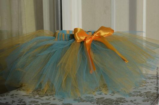 Одежда для девочек, ручной работы. Ярмарка Мастеров - ручная работа. Купить Юбочка ТуТу для маленькой принцессы, юбка пачка, юбка tutu. Handmade.