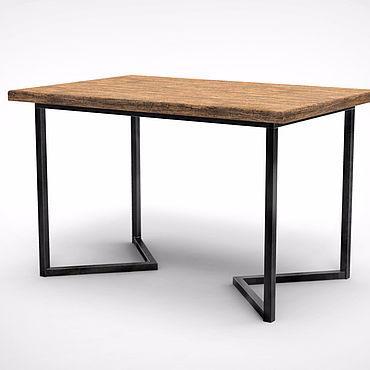 Мебель ручной работы. Ярмарка Мастеров - ручная работа Стол лофт 5003. Handmade.
