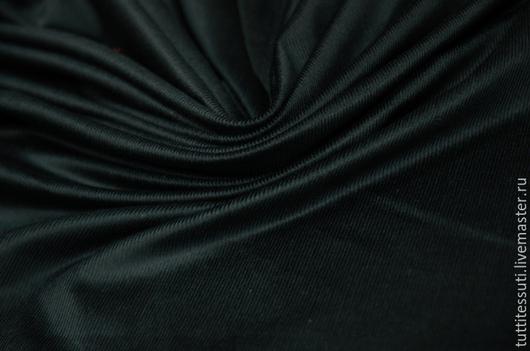 Шитье ручной работы. Ярмарка Мастеров - ручная работа. Купить Микровельвет 09-003-2617. Handmade. Тёмно-синий, вискоза