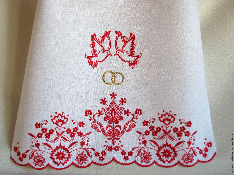 Русский свадебный рушник своими руками фото 398