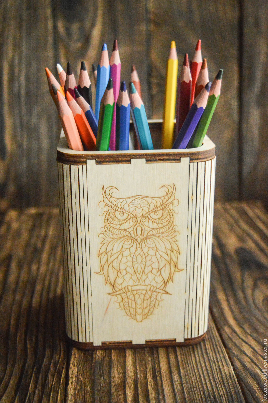 Упаковка для карандашей своими руками фото 288