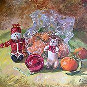 Картины и панно handmade. Livemaster - original item Pictures: Oil painting