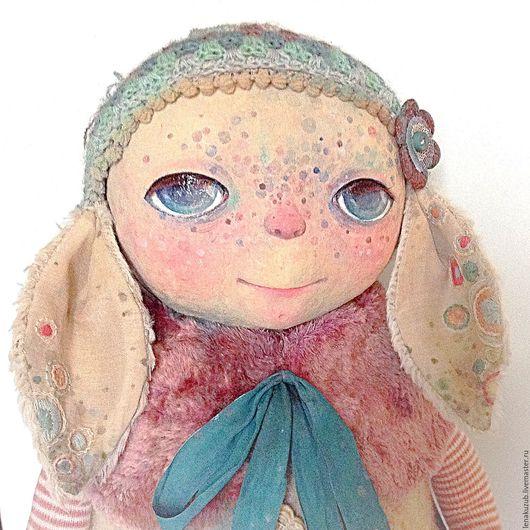 Коллекционные куклы ручной работы. Ярмарка Мастеров - ручная работа. Купить Дворняжка Люся. Handmade. Комбинированный, кукла ручной работы