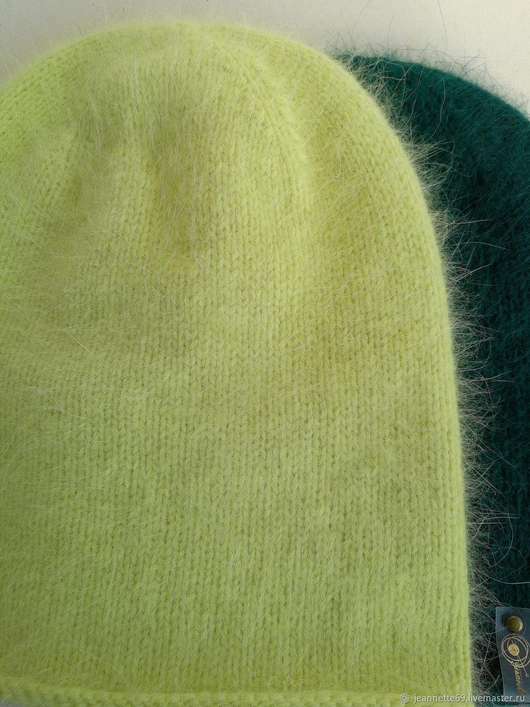 Бини из пуха норки, Шапки, Тверь,  Фото №1