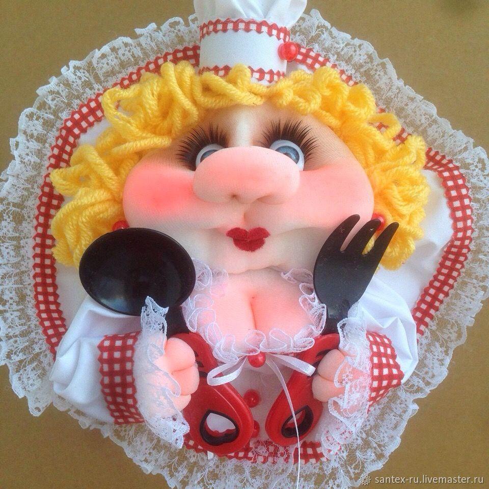 "Кукла попик ""Повариха"", Fun, Chelyabinsk,  Фото №1"