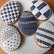 Сувениры и подарки handmade. Livemaster - original item Gingerbread gingerbread for Easter. Gingerbread egg.. Handmade.