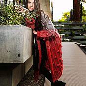 Одежда handmade. Livemaster - original item Knitted cardigan. Knitted coat.. Handmade.