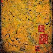 """Картины и панно ручной работы. Ярмарка Мастеров - ручная работа """"Заклинание"""". Handmade."""