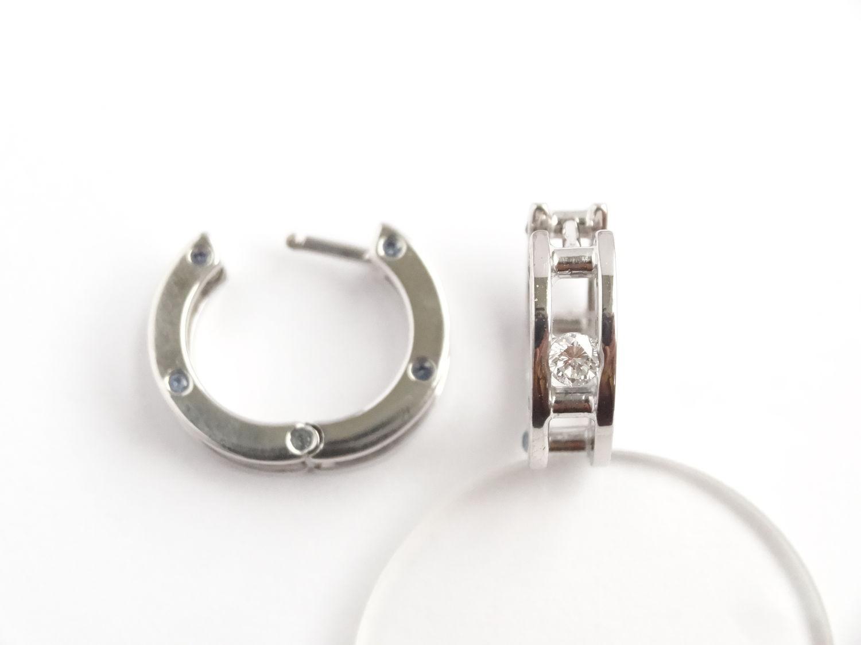 кольца круглые золотые