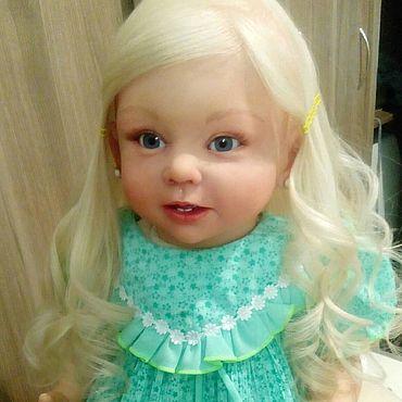 Куклы и игрушки ручной работы. Ярмарка Мастеров - ручная работа Куклы: реборн в подарок. Handmade.