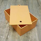 Для дома и интерьера handmade. Livemaster - original item Box-pencil case. Handmade.