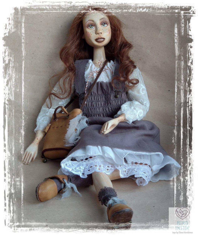 Кукла подвижная Богемия, Куклы и пупсы, Нижневартовск,  Фото №1