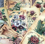 Винтажные открытки Lenagold - Ярмарка Мастеров - ручная работа, handmade