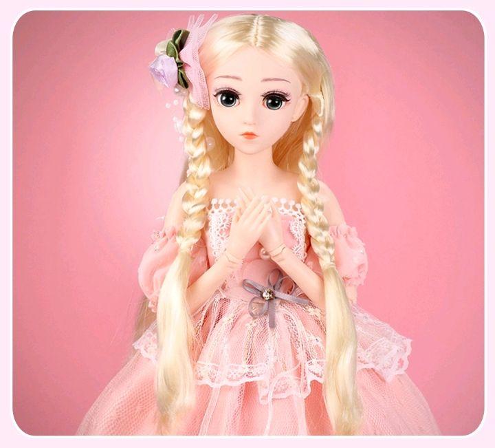 Шарнирная кукла 45 см - подарок для девочки, Одежда для кукол, Воронеж,  Фото №1