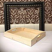 Материалы для творчества handmade. Livemaster - original item Harvesting the tray out of the array is large. Handmade.