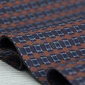 Аксессуары handmade. Livemaster - original item Brown Classic Men`s Wool Scarf. Handmade.