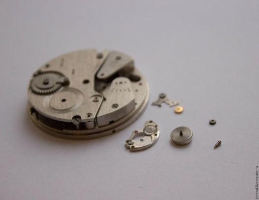 Для украшений ручной работы. Ярмарка Мастеров - ручная работа. Купить Основа big size, диаметр 40 мм с деталями  (детали не от этой основы). Handmade.