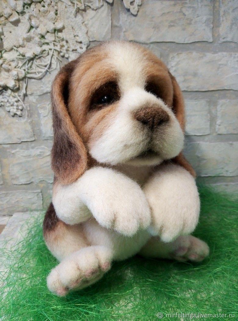 Игрушки: Собачка, Мягкие игрушки, Тверь,  Фото №1