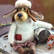 Подарки к праздникам handmade. Livemaster - original item Dog Semen. Handmade.