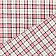 Шитье ручной работы. Заказать Немецкий хлопок розовая клетка. Ткани из Германии (Hobbyundstoff). Ярмарка Мастеров. Рукоделие, ткань, творчество