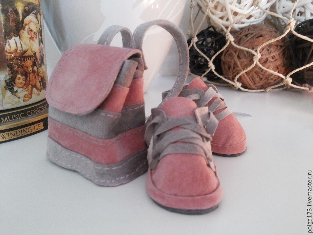 Обувь на куклу своими руками 41