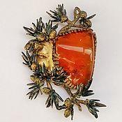 Украшения handmade. Livemaster - original item Brooch-pin: brooch-pendant-pendant