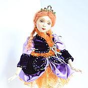 """Куклы и игрушки ручной работы. Ярмарка Мастеров - ручная работа Авторская шарнирная кукла """"Алиса"""". Handmade."""