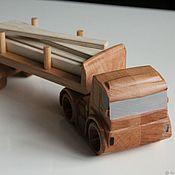 Техника, роботы, транспорт ручной работы. Ярмарка Мастеров - ручная работа Лесовоз. Handmade.