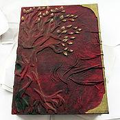 """Фен-шуй и эзотерика ручной работы. Ярмарка Мастеров - ручная работа Книга теней """"Древо жизни"""". Handmade."""