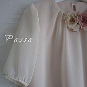 Работы для детей, ручной работы. Ярмарка Мастеров - ручная работа Платье для девочки Фея. Handmade.