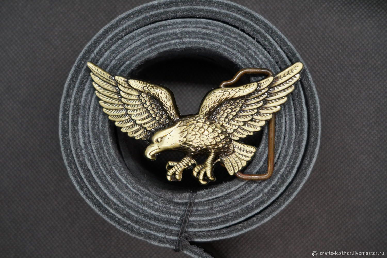 "Пряжка ""Eagle"", Фурнитура для шитья, Москва,  Фото №1"