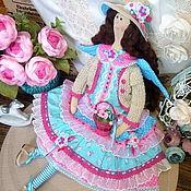 Куклы и игрушки ручной работы. Ярмарка Мастеров - ручная работа Кукла Тильда Фея  интерьерно—игровая. Handmade.