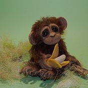Куклы и игрушки ручной работы. Ярмарка Мастеров - ручная работа Шимпанзе Жорик. Handmade.