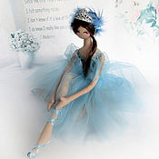 Балерина Снежная Королева